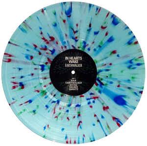Multi-Coloured Splatter
