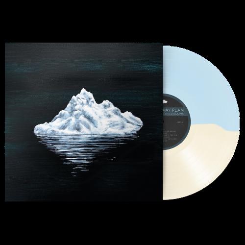 Cream/Blue